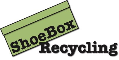 Shoebox Recycling Logo