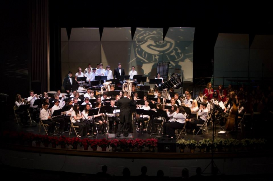 Concert Band 2014 Winter Concert